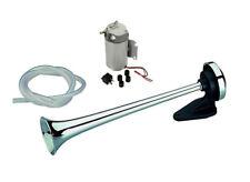 Made in Europa Kompressor-Doppelhorn 35//31cm 24V 2 Bar E-Kennung LKW ab 7,5 to