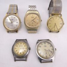 LOT 5 MONTRES SEIKO LAGODA ALLIANCE 2000 GUY CLARAC MECANIQUE AUTOMATIQUE B328