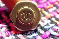 ONE CHANEL Button price for 1  gold  25 mm 1 inch💜💙 cc