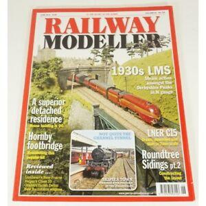 Railway Modeller Magazine June 2014 LNER C15 LMS N Gauge (016)
