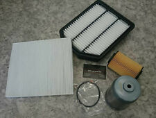 Inspektionspaket Filter Wartungskit Kia Carens III 1,6 CRDI 85KW 2010-