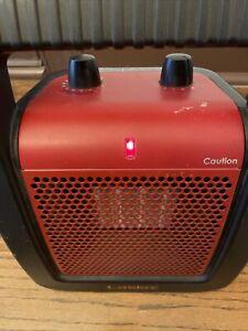 Lasko Cu12110 Convection Heater - Ceramic - Electric - 1.50 Kw - 3 X Heat RV