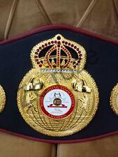 New Style WBA Boxing Belt high Quality Replica Adult Size