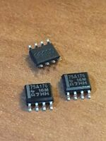 75a176 Integrated Circuit, 8-pin, New (qty. 1)
