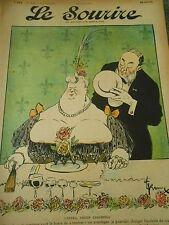 GM07 - L'extra ancien chauffeur La Comtesse gros seins Humour Print 1907