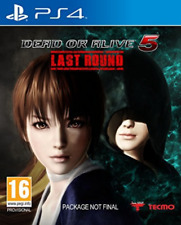Dead Or Alive 5 Last Round  (UK IMPORT)  GAME NEW