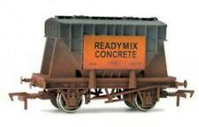 Dapol 4F-035-002 OO Gauge Presflo Wagon Ready Mix Concrete Weathered