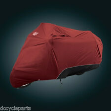ULTRAGARD 4-444AB LARGE TOURING BIKE COVER CRANBERRY/BLACK GOLDWING HARLEY OTHER