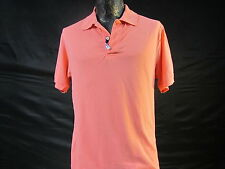 St Johns Bay Unisex Polo Shirt Brand NEW Heritagefitted Peach color Medium M