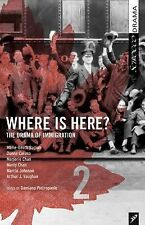 Where is Here?: A CBC Radio Drama Anthology (Vol. 2) (Scirocco Drama)-ExLibrary