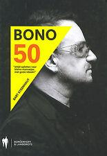Bart Steenhaut : Bono 50 (U2)