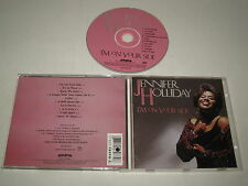 JENNIFER HOLLIDAY/I'M ON YOUR SIDE(ARISTA/18578-2)CD ALBUM