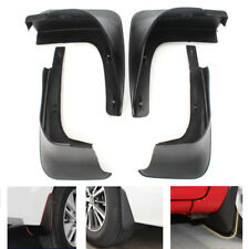 4X ABS Splash Guards Mudguards Mud Flaps Fenders Kit For Toyota Corolla 1998-02