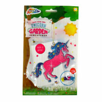 Make Your Own Unicorn Garden Sun Catcher Craft Activity Painting Kit Set R03-372