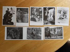 8 WARTIME WW2 POSTCARDS ISSUED  BY IMPERIAL WAR MUSEUM