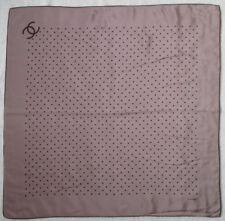 dbcfd8b27a28 -Superbe foulard CHANEL soie TBEG vintage scarf 88 x 88 cm