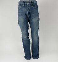 G-STAR Homme Jeans 3301 droit 50128.3271.2009 Norwich DENIM+ NOUVEAU +