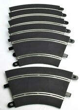Scalextric Radius 2 45° Standard Curve Track - 6 Pieces C8206