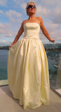 Taffeta Formal Vintage Clothing, Shoes & Accessories