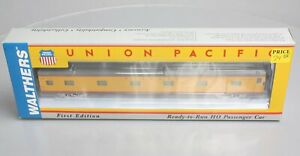 Walthers 932-9490 HO Scale Union Pacific PS 4-4-2 Sleeper Car LN/Box