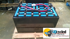 24 85 15 Forklift Battery 48 Volt Fully Refurbished With Core Credit