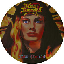 King Diamond – Fatal Portrait LP Pic Disc  Vinyl New Re (2018) Metal Mercyful