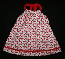 New Gymboree Girls Star-Spangled Summer Butterfly Dress 12-18m NWT Red White