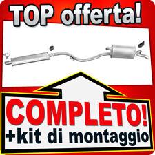 Scarico Completo FIAT PUNTO (176) 1.2 75CV Marmitta C85