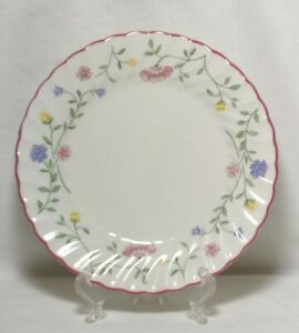 "Johnson Brothers China Summer Chintz Salad Dessert Plates 7.5"" England"