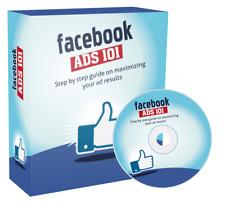 Facebook Ads Basics- 10 Videos on CD