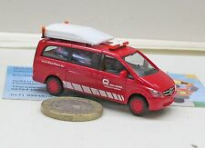 "Herpa 092111 Mercedes-Benz Vito BF3 "" RIGA MAINZ"