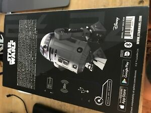 R2-D2 Droid App Enabled SPHERO STAR WARS The Last Jedi NEW & Sealed!