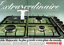 2040DB Genuine PAUL BOCUSE ROSIERES Gamma Fornello Forno Ventilato Elemento 93592731 2014D