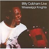 Billy Cobham - Mississippi Nights Live CD -- SEALED