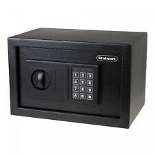 Electronic Steel Digital Safe Security Fireproof Box Protect Valuables Gun Docs
