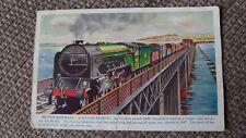 British Railways - Scottish Region Postcard