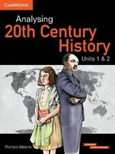 Analysing 20th Century History Units 1&2 Pack by Richard Malone (Mixed media product, 2015)