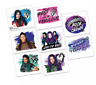 Disney Descendants 3 Tattoos - Birthday Party Supplies - Party Favours Loot BNIP