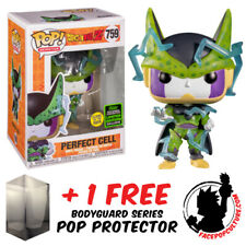 FUNKO POP VINYL DRAGON BALL Z PERFECT CELL GLOW #759 ECCC 2020 EXCLUSIVE