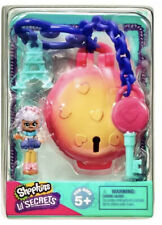 Shopkins Lil' Secrets Locket Macaroon Shop [New, Sealed] Series 3