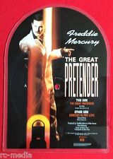 FREDDIE MERCURY(QUEEN) -The Great Pretender- Shaped Picture Disc /Vinyl Record