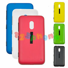 SIDE BUTTON + REAR BACK DOOR HOUSING BATTERY COVER CASE FOR NOKIA LUMIA 620