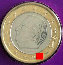 1 Euro Belgien 2005 2007 oder 2010 Kursmünze unzirkuliert unc. aus KMS  []