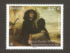 FRANCE 2019 Timbre N° 5333 OEUVRE DE GUSTAVE COURBET   NEUF ** LUXE MNH
