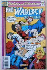 WARLOCK CHRONICLES #6. {1993} Blood And Thunder