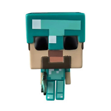 Funko Pop Games Minecraft Steve in Diamond Armor # 322 Vinyl Figure