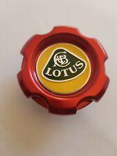 Red aluminum oil cap toyota enginefor lotus Elise Exige Evora