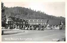 Quincy California Hotel Quincy Real Photo Antique Postcard J59542