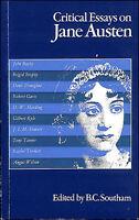 Critical Essays on Jane Austen by Southam, B. C. [Editor]