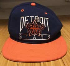 Detroit Stars Hat Snap Back The Negro League Baseball J.W. Nostalgic Fields